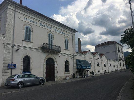Sulmona, la patria dei confetti .