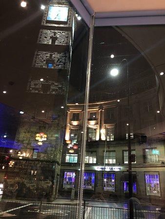 Eda Restaurant, Glasgow