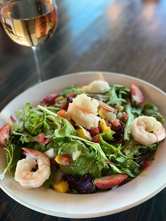 Cay Shrimp Salad
