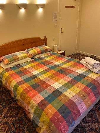 Sapcote, UK: Room 1 (Double)