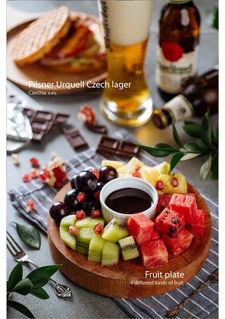 Fruite plate - 150K