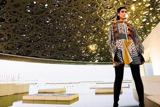 Louvre Tour - Abu Dhabi, an...