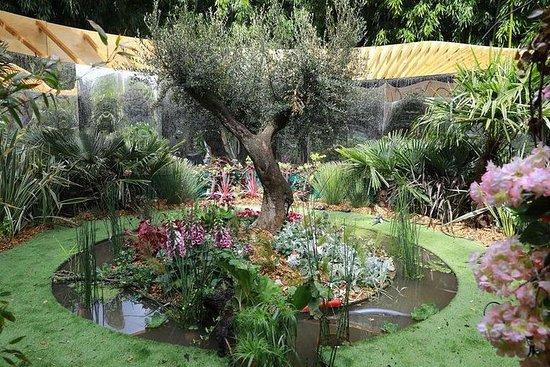 LOIRE VALLEY: Int'l Garden Festival på CHAUMONT + kongeslottet...