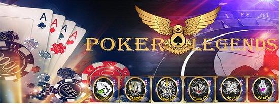 Pokerlegends Merupakan Situs Poker Online Terbaru Dengan Menyediakan 9 Game Di Dalamnya Seperti Bandar Q Adu Q Ceme Sagong Texas Poker Domino Qq Bandar Poker Casino War Dan Bandar Casino War