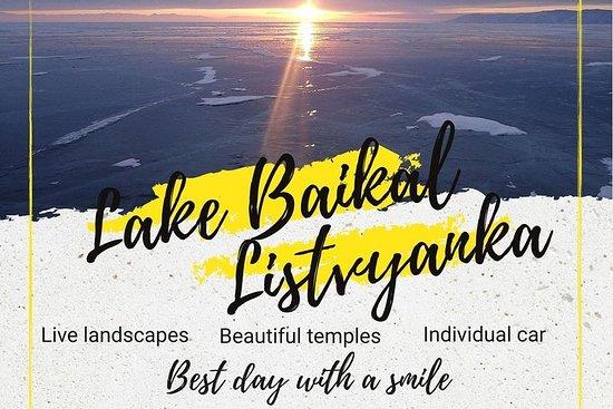 Eis des Baikalsees - Bester Tag mit...