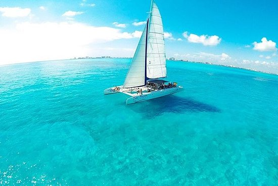 Tour in catamarano da Cancun a Isla