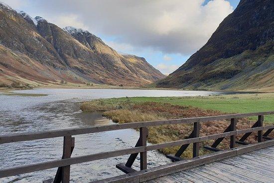 Loch Ness, Glencoe og Highlands...
