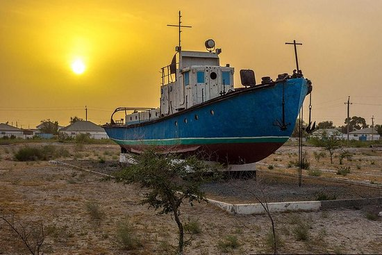 Aralsee - Verlorene Paradies