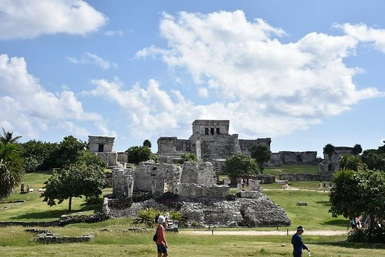 4X1 VIP Tour Tulum, Coba, Cenote og...