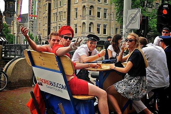 Offre combinée BeerBike + BeerBoat