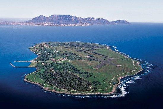 羅本島遺產與桌山之旅