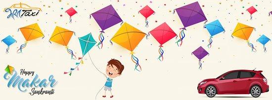 I wish you soar high just like the kites on Makar Sankranti. !! Happy Makar Sankranti !!