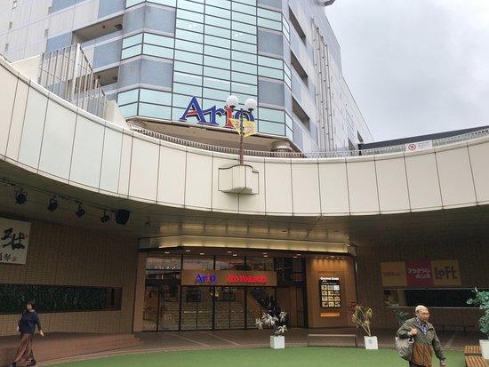 Ario Sendai Izumi