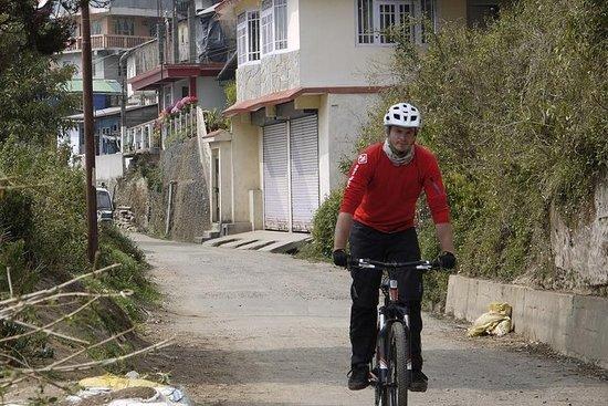 Darjeeling mit dem Mountainbike