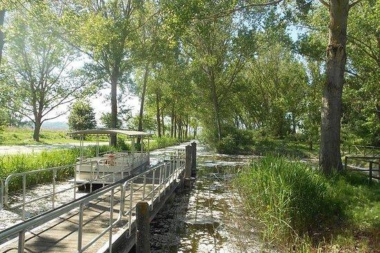 在神聖和褻瀆之間,參觀自然保護區和品酒的酒莊。