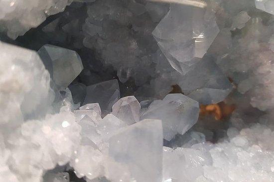 Billet d'entrée au musée des minéraux