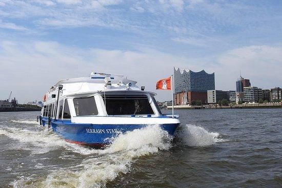 Boat tour in and around Hamburg 사진
