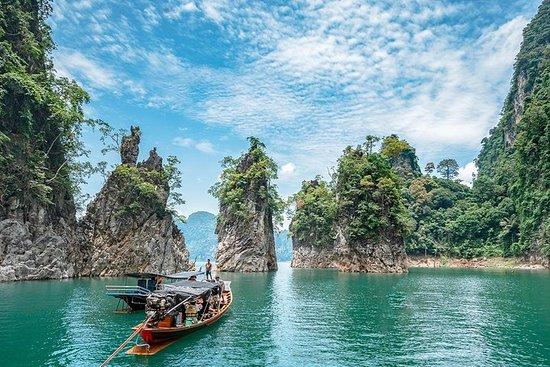 Khao Sok Lake Sightseeing med...
