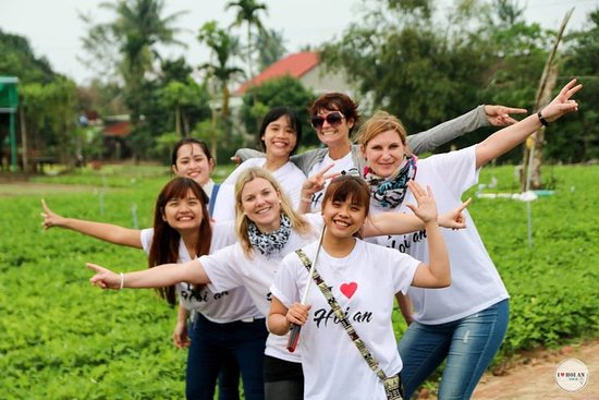 Hoi An countryside tour - Hoi An Motorbike Tours With Lady Bikers Φωτογραφία