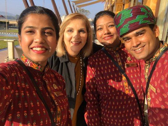 San Jose de Gracia, Mexico: Gracias a todo el personal pero en especial a estas 3 personas que marcaron diferencia en la atención y en el servicio.