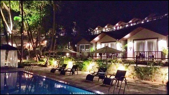 Stone Wood Nature Resort, Gokarna