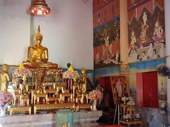 Innenbereich Altar