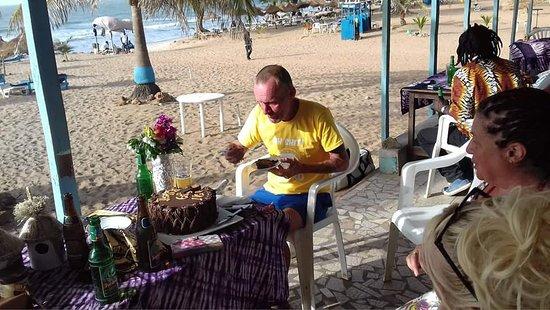 jan 7 2020 Boabab beach bar