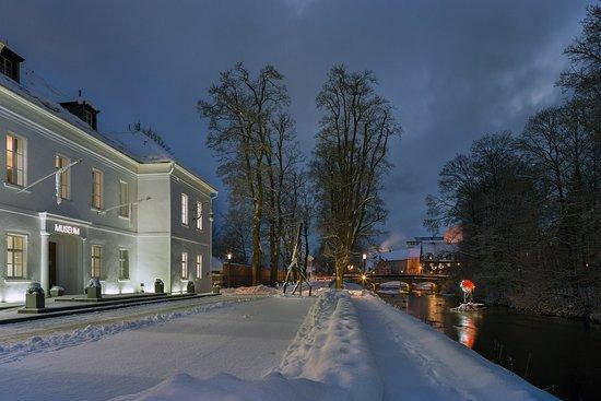 Museum Art.Plus im Winter