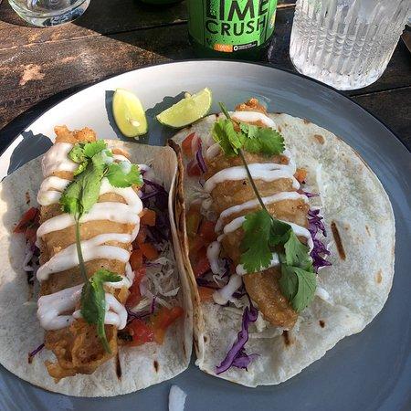 The taco s were delicious