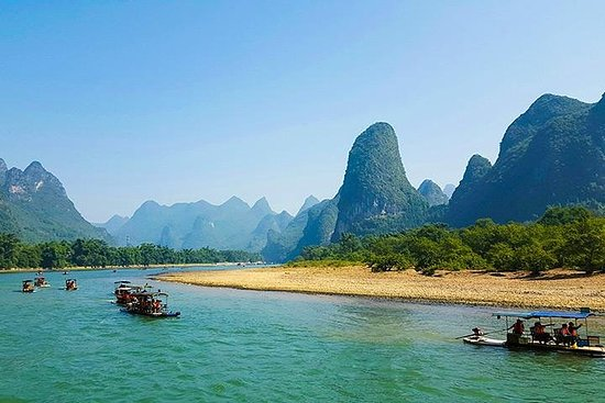 Фотография Li River Cruise Tour of Yangshuo and Countryside Tour