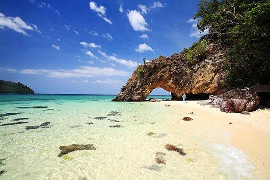 Snorkel Excursión a la isla Paraíso de Koh Lipe en lancha rápida...