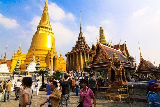 Tour privado: lo mejor de Bangkok en...