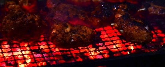 Sizzling Barbecue starters ..set the taste buds going