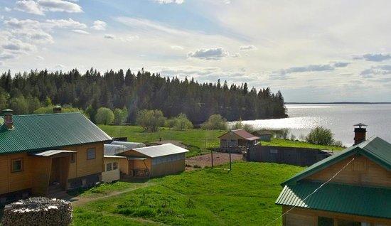 Petrozavodsk, Russia: Корнилие-Палеостровский мужской монастырь