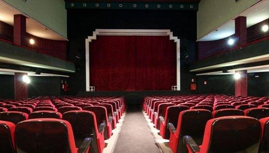 Madrid, Španielsko: Teatro Amaya Patio de Butacas vacío