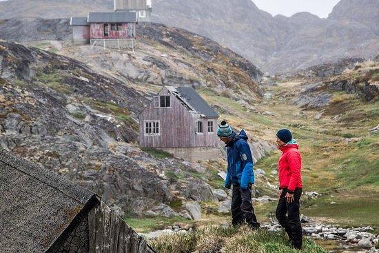 Kangeq - Abandoned settlement