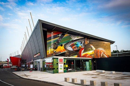 MAICC Museo Multimediale Autodromo di Imola - Checco Costa