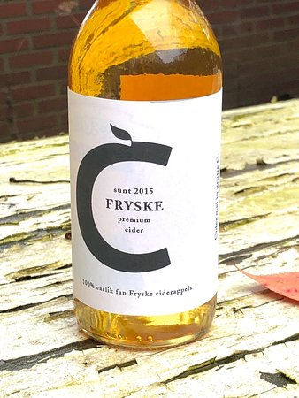 Cider produced in Hemelum