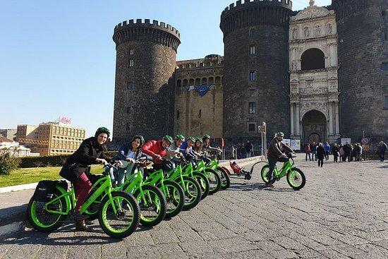 Visite guidée de Naples en vélo...