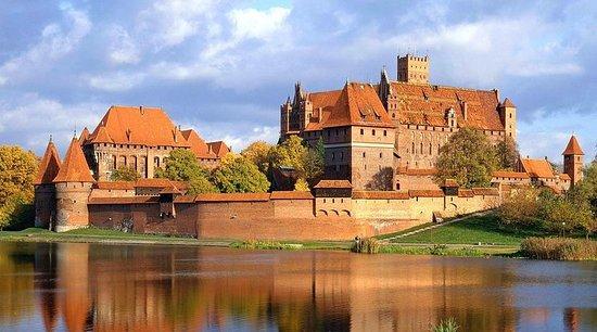 Castillo de Malbork y Westerplatte...