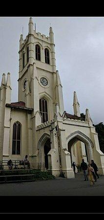 Šimla, Indija: Shimla is a best hill station of Himachal pradesh