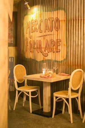 Au Mercato Popolare On Savoure Des Plats Traditionnels Italiens Notre Cuisine Raffinee Ne Vous Laissera Pas Indifferent Decouvrez Un Coin D Italie Au Cœur De Gauthier Picture Of Mercato Popolare Casablanca