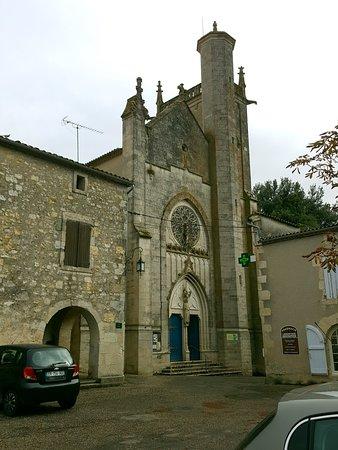 Eglise Saint Louis de Lamontjoie
