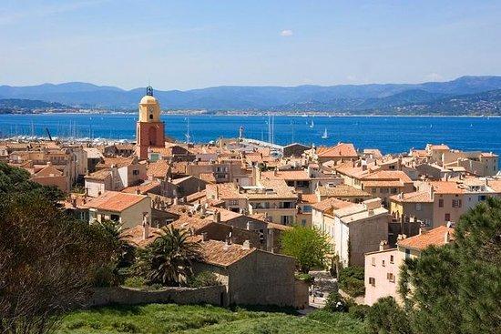 Saint-Tropez Shore Excursion: Private Day Trip to Saint-Tropez...