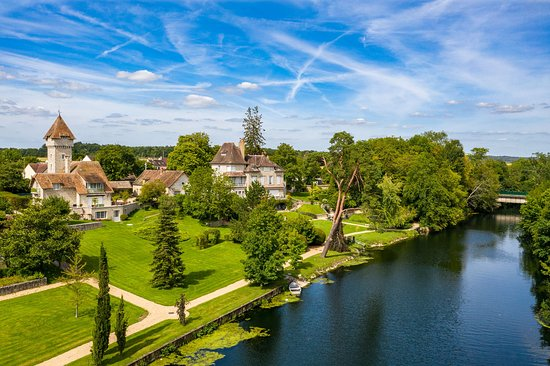 Grez-sur-Loing, Fransa: village environnant
