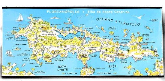 Canasvieiras, SC: Floripa y su Playas