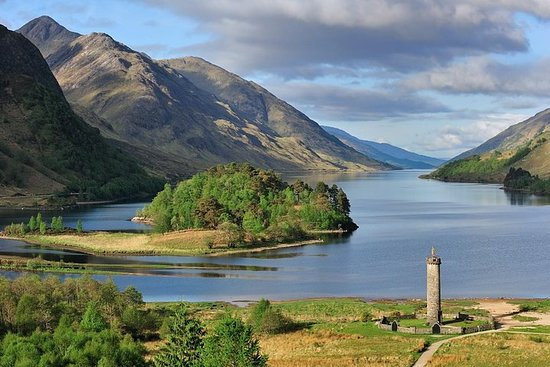 Highlands, Glencoe, Glenfinnan Viaduct Private Small Group Tour fra...