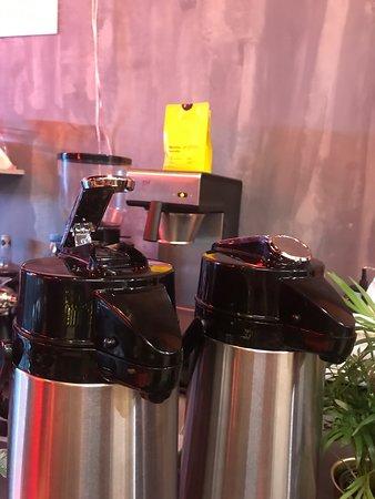 Forty-Niners Coffee Bar
