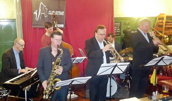 Grosvenor - Jazz Club Octave