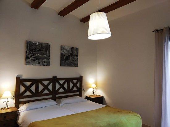 Gualba, España: Habitación, matrimonio, Cal Metge
